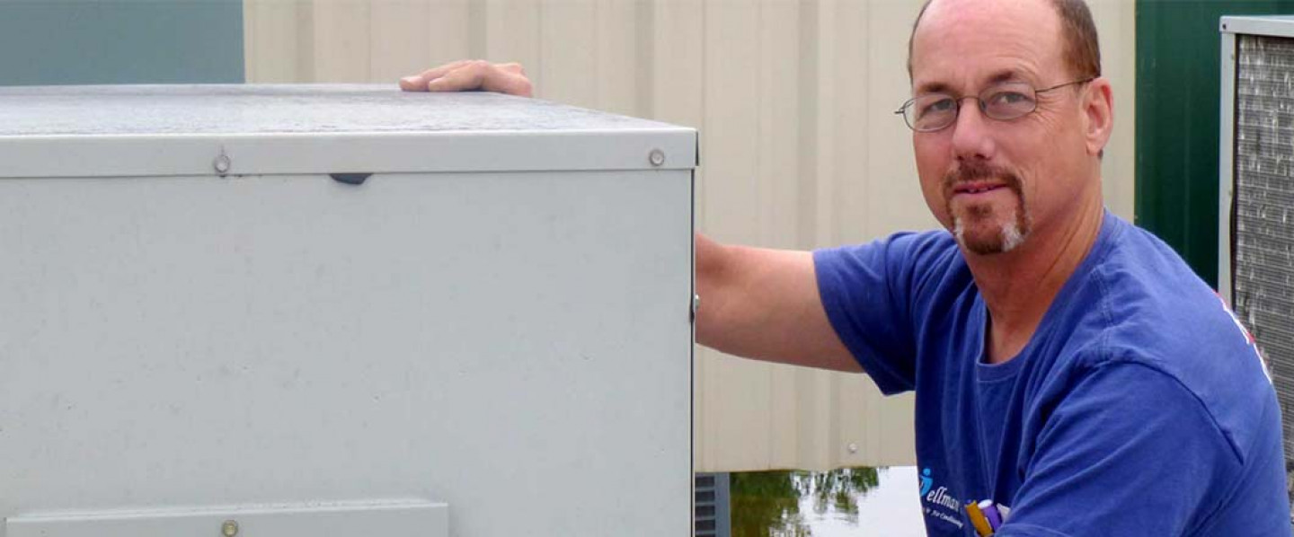 We Specialize in Residential HVAC Services